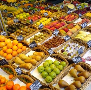 Obst Viktualienmarkt