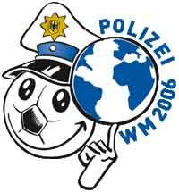 WM2006 Polizeilogo