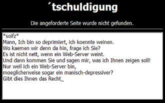 Fehler 404 auf nachtboard.de