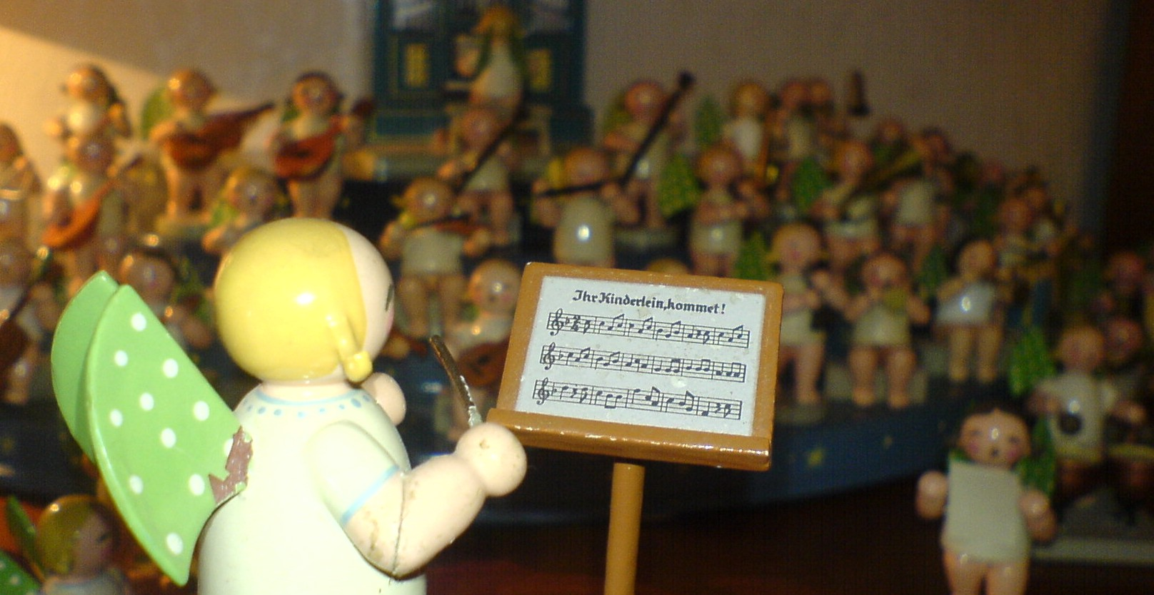 Engel-Orchester-Massaker