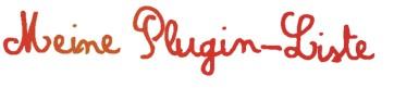meine_plugin-liste