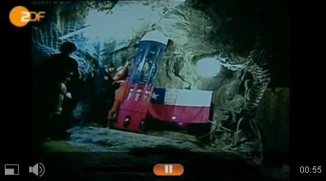 Livebild aus Chile auf zdf.de