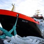 "Bug des Notfallschleppers ""Baltic"""