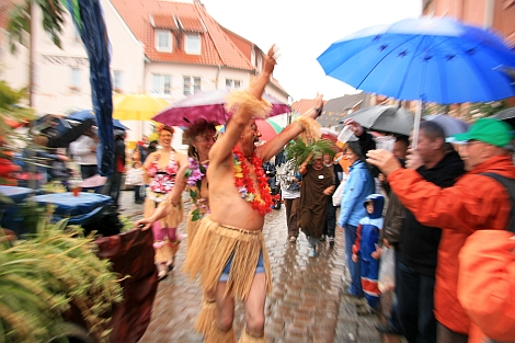 Bauch-Tanz