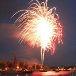 Und zum Volksfest gehört auch das Feuerwerk am Freitag, zu dem auch zahllose...