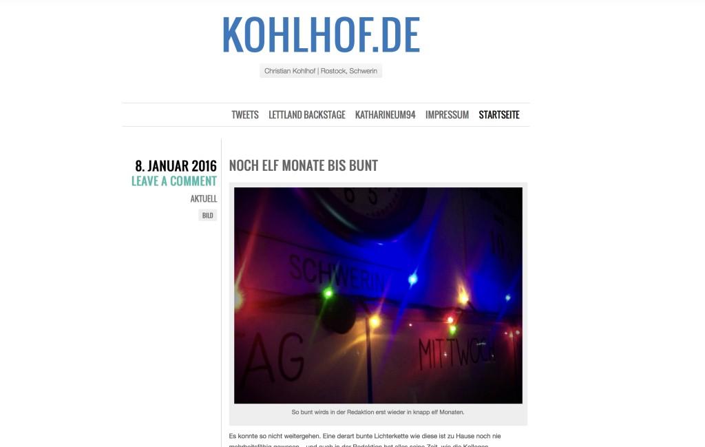 Screenshot von kohlhof.de