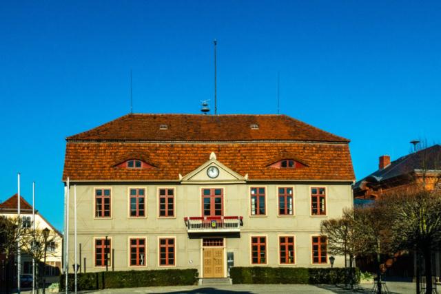 Rathaus von Malchow
